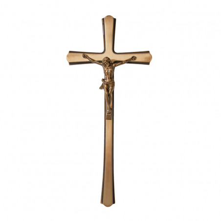 Cruce Bronz 40 x 18 cm