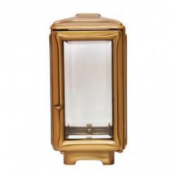 Felinar Bronz Inaltime 26 cm x Latime 13 cm x Adancime13 cm