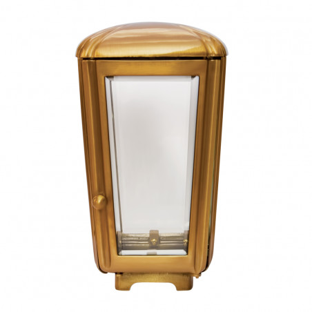 Felinar Bronz 26 cm x 14 cm x 14 cm