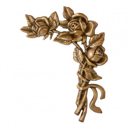 Floare Bronz 22 x 16 x 2 cm