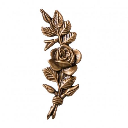 Floare Bronz 12 x 4 x 1 cm