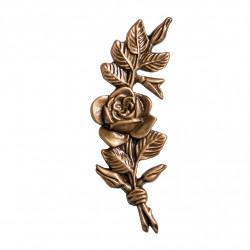 Floare Bronz Inaltime 12 x Latime 4 x Adancime 1 cm