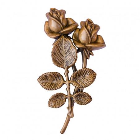 Floare Bronz H 21 cm