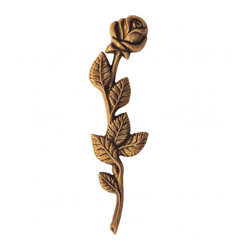 Floare Bronz Inaltime 23 x Latime 6 x Adancime 1 cm