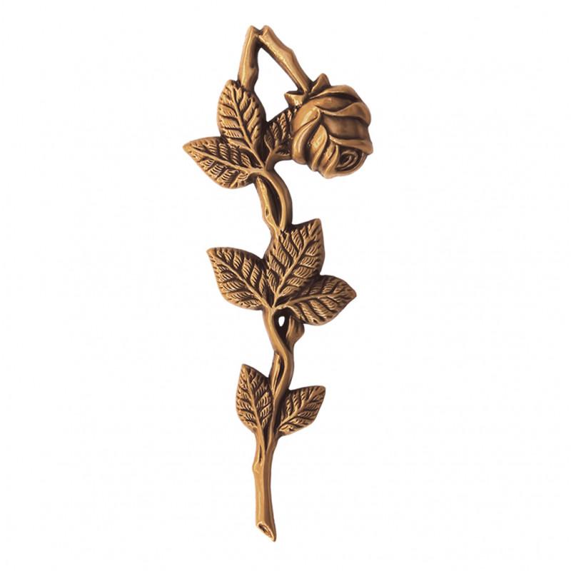 Floare Bronz Inaltime 25 x Latime 9 x Adancime 2 cm
