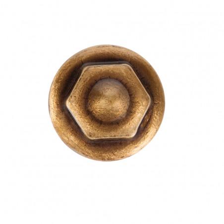 Bronzcsavar atmero 2.5 cm