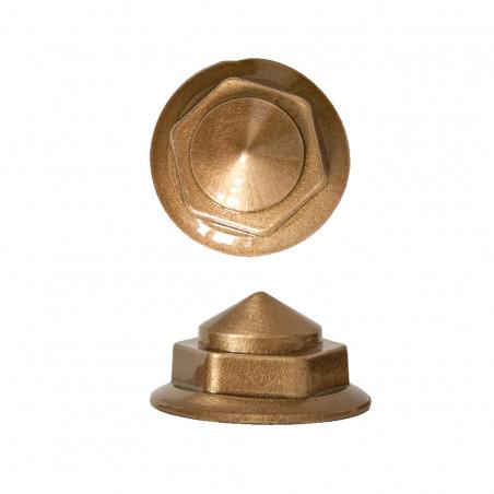 Bronzcsavar 4 cm