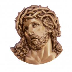 Hristos Bronz Inaltime 11.5 x Latime 10.5 cm