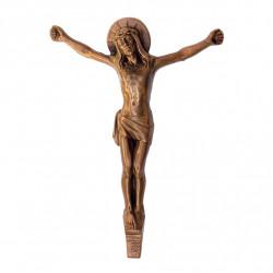 Hristos Bronz Inaltime 17 x Latime 24 cm