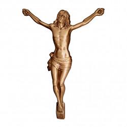 Hristos Bronz Inaltime 40 x Latime 30 cm