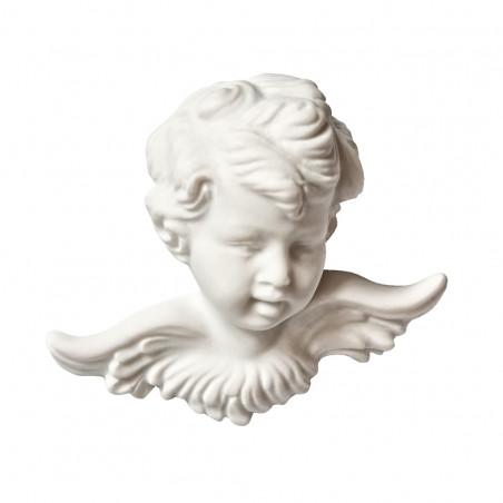 Marvanyporbol keszult Aplikacio angyal m 13x sz 10 cm