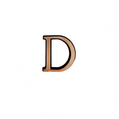 D Roman betutipus bronz m 6cm
