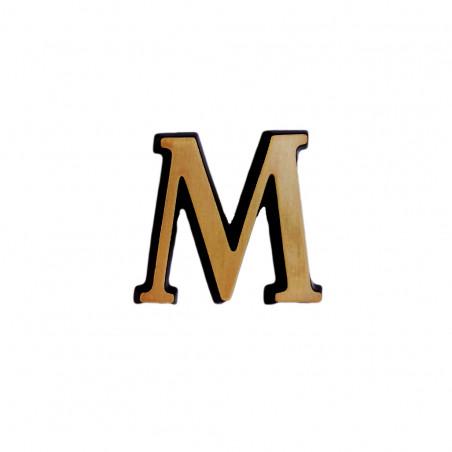Litere Bronz Roman M 6 cm