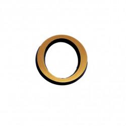 Litere Bronz Roman O 2 cm