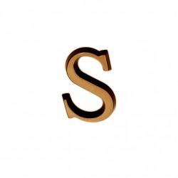 Litere Bronz Roman S 5 cm