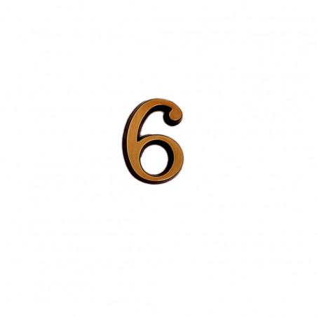 6 9 Roman szamtipus 2.5 cm