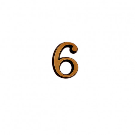 6 9 Roman szamtipus 5 cm