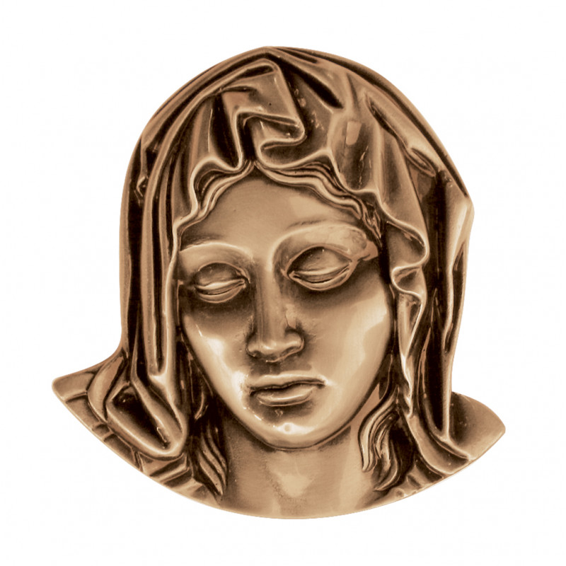 Maica Bronz Inaltime 11.5 x Latime 10.5 cm