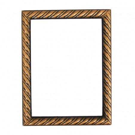 Bronz Keret Negyszogletes 10 x 15 cm