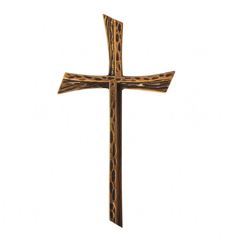 Cruce Bronz Inaltime 40 cm x Latime 17.5 cm