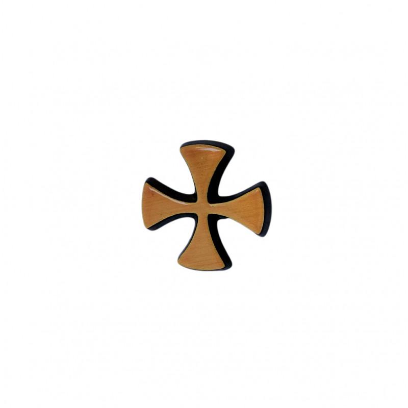 Semn Bronz Cruciulita 4cm pentru Litere Roman