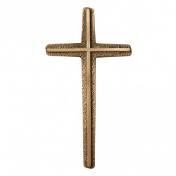 Cruce Bronz Inaltime 15 cm x Latime 7.5 cm