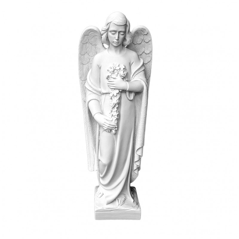 Statuie Marmura Reconstituita Inaltime 64 x Latime 21 x Adancime 20 cm