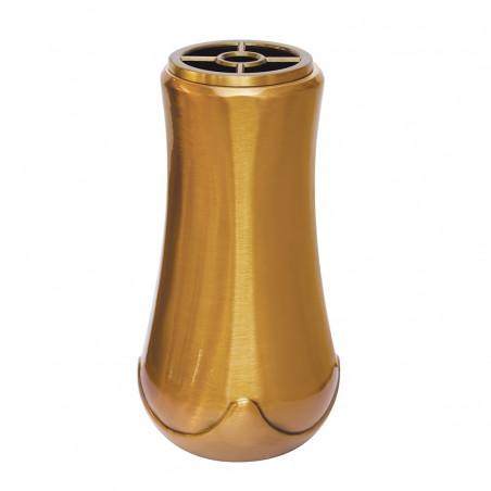 Bronz vaza 26.5x14cm