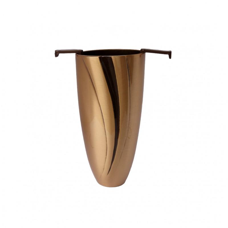 Vaza Bronz Inaltime 16 cm