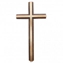 Cruce Bronz Inaltime 70 cm x Latime 34 cm
