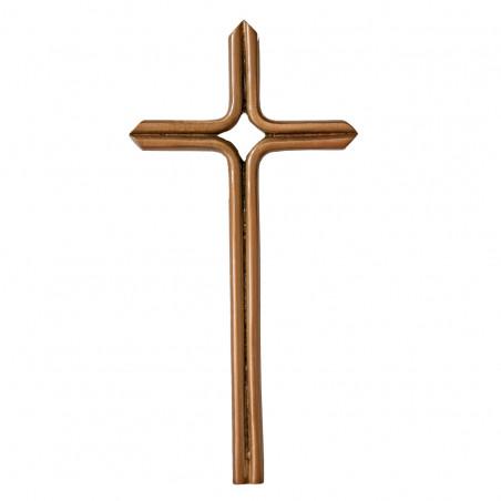 Bronzkereszt m 24cm sz 12 cm
