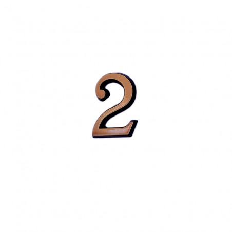 2 Roman szamtipus 2.5 cm