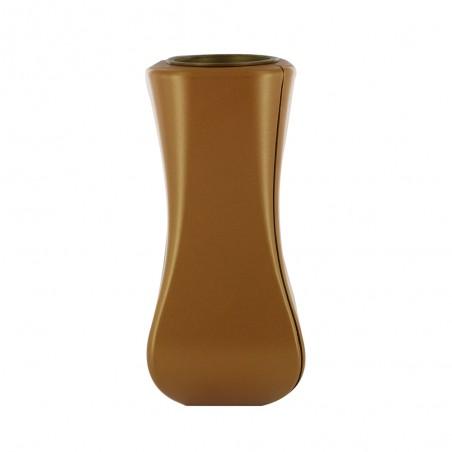 Otvozet Arany szinu vaza 28x11 cm