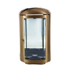 Felinar bronz H 26cm