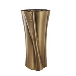 Bronz vaza Ombra 23 cm