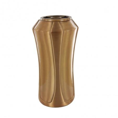 Bronz vaza 26.5x13.5cm