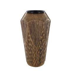 Bronz vaza 28x14 cm