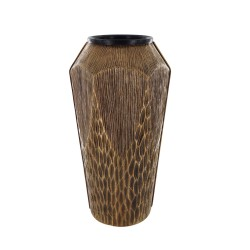 Vaza Bronz  28 x 14 cm