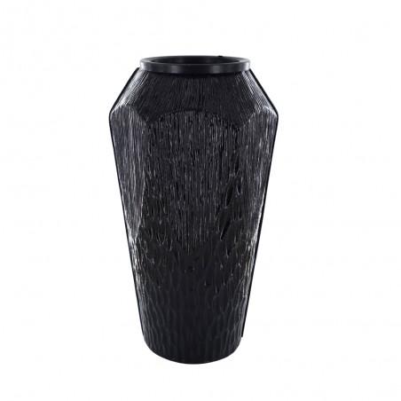 Vaza Bronz Neagra 28 x 14 cm