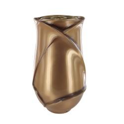 Bronz vaza H 30 cm