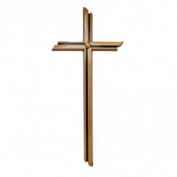 Cruce Bronz cu Aplicatie Inaltime 40 cm x Latime 18cm