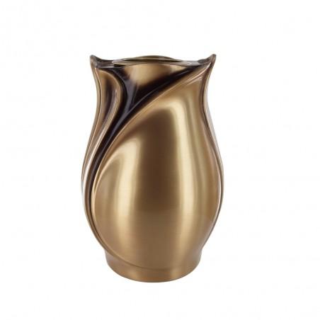 Bronz vaza H 26 cm