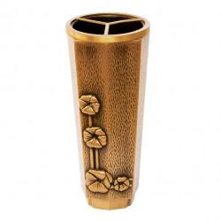 Vaza bronz 25.5 x 10.5 cm