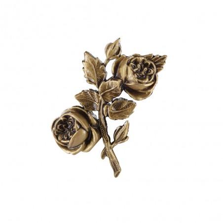 Floare Bronz 17 x 10,5 cm