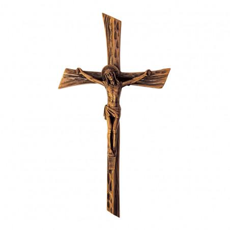 Cruce Bronz 30 x 17.5 cm